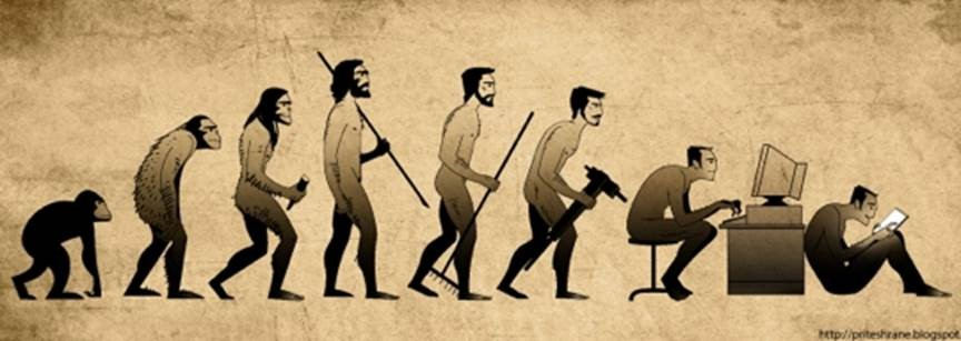 evolución humana - vica